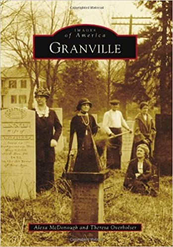 Book Granville (Images of America) by Alexa McDonough (2013-05-06)