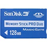Shoot & Store Memory Stick Pro Duo Memory Card (128MB)