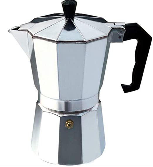 Estufa Moka Cafetera Top italiano Moka Espresso Cafetera Expresso ...