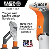Klein Tools 50210EINS Electrician's Insulated