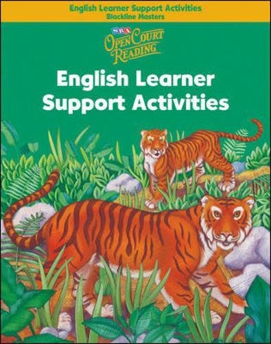 English Learner Support Activities Blackline Masters, Grade 2 (Open Court Reading) PDF