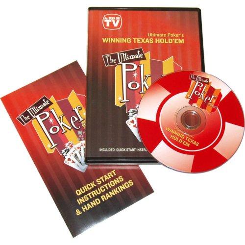 Trademark Winning Texas Holdem Instructional DVD by Trademark Global