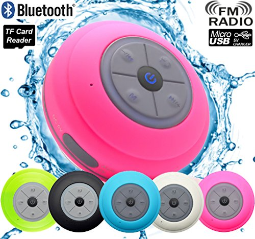 Guppy Resistant Bluetooth Kid friendly Speakerphone product image
