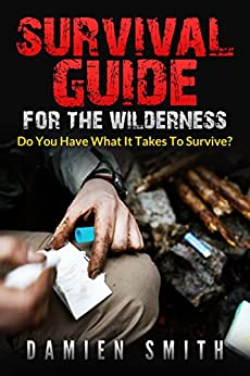 Survival: Survival Guide For The Wilderness : Do You Have What It Takes To Survive?  (Survival, Survival Instict, Wilderness Surviving, EMP) by [Smith, Damien]
