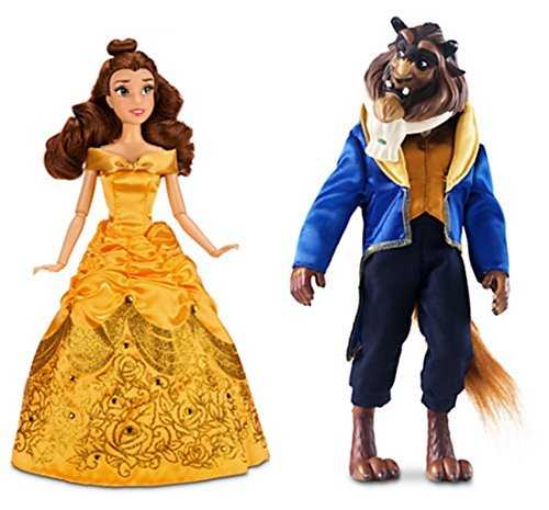 Disney Belle & The Beast Classic 12' Doll Set 2015