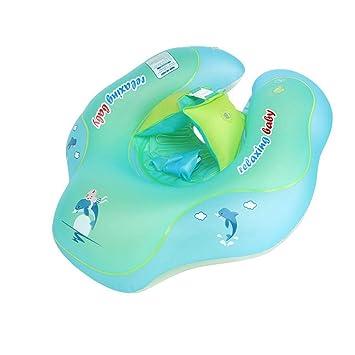 Coocle Flotador (Baby, 36102 Flotador Infantil bebé just4baby, Baby Float 36102 Baby Nadar