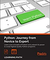 Python: Journey from Novice to Expert Front Cover