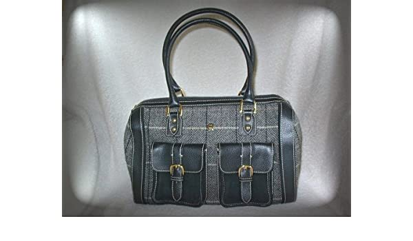 c90ff487165 Amazon.com  Etienne Aigner Handbags   Purses   Satchels   Totes (Black    Gray   Red   Tweed) NWOT  Everything Else