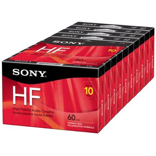 SON10C60HFL - Sony Audio Cassette