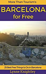 Barcelona for Free travel guide shows you the 25 best attractions and things to see and do in Barcelona for FREE! Get this Barcelona travel book for just $2.99. Normal price $7.99.How to save over 80 Euros in entrance fees!  Museums and Art G...