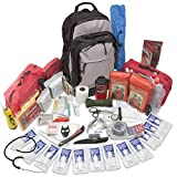 Stealth Tactical Bug-out Bag-2 Person, 72-hour, Emergency Survival Kit, Emergency Zone Brand by Emergency Zone