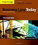 img - for Cengage Advantage Books: Business Law Today: The Essentials book / textbook / text book