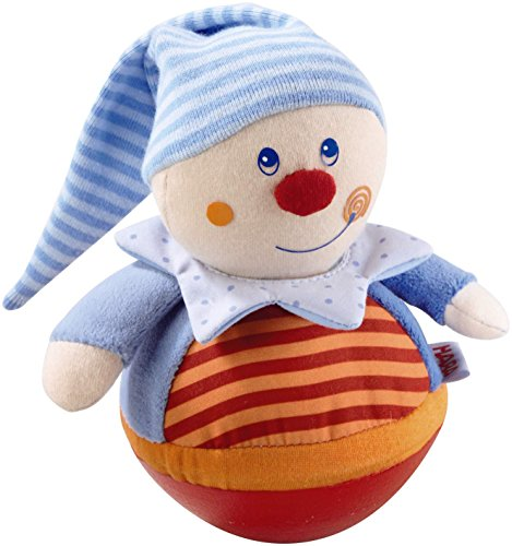 HABA Kasper Clown Wobbling Chiming