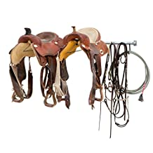 Monkey Bars 08002 Double Saddle Rack