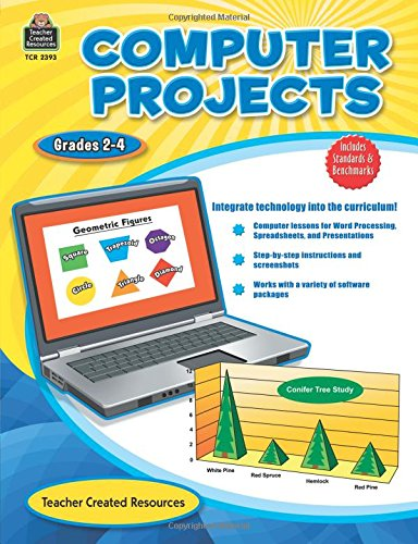 Computer Projects Grd 2-4 (Halloween Learning Stations)