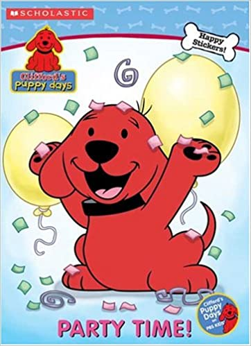 Buy Clifford\'s Puppy Days Color and Activity Book (Clifford ...