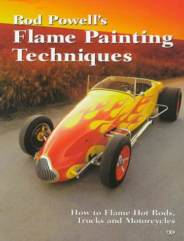 Rod Powell's Flame Painting Techniques