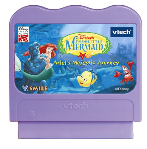 VTech - V.Smile - The Little Mermaid by VTech