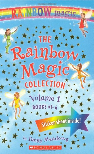 Rainbow Magic Collection Volume 1: Books 1-4 (Rainbow Magic Series)