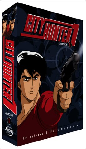 City Hunter: Season 1, Collection 1 by ADV Films