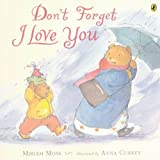 Don't Forget I Love You, Miriam Moss, 0142405485