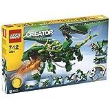 レゴ (LEGO) クリエイター・グリーンドラゴン 4894
