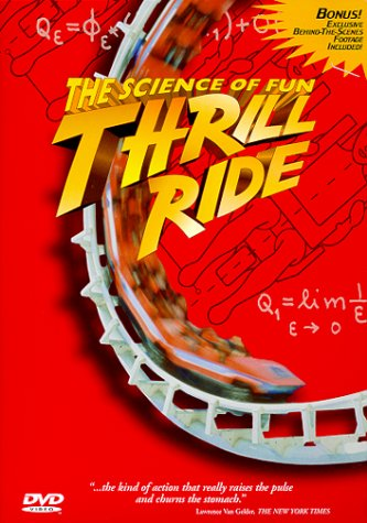 Thrill Ride - The Science of Fun (Large - Coasters Collectible