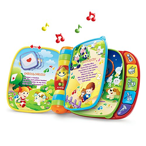 Large Product Image of VTech Musical Rhymes Book