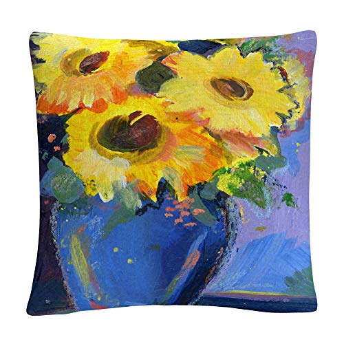 Floral Still Paintings Life - Trademark Fine Art Sunflowers II' Floral Bold Still Life Painting by Sheila Golden