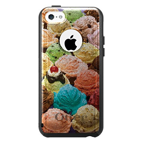 iphone 5c case ice cream cone - 1