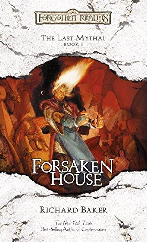 book cover of Forsaken House
