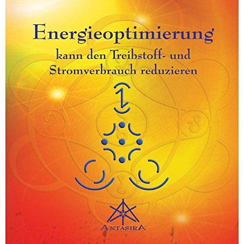 Energieoptimierung. Kann den Treibstoff- und Stromverbrauch reduzieren