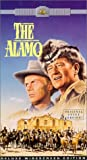 The Alamo: Original Uncut Version [VHS]