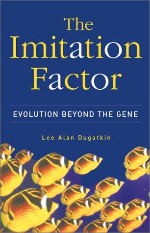 Download The Imitation Factor: Evolution Beyond The Gene pdf epub