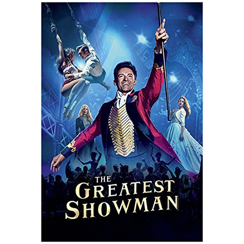 The Greatest Showman Hugh Jackman P.T. Barnum with Big Smile Promo Still 8 x 10 Inch Photo