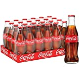 Coca -Cola Regular Carbonated Soft Drink in Glass bottle - 290ml (Pack of 24)