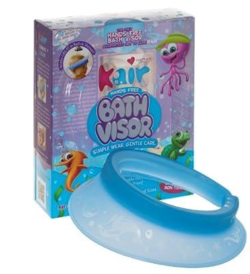 KAIR Air Cushioned Bath Visor / Shower Visor /Shampoo Visor / Shampoo Shield / Baby Shower Cap