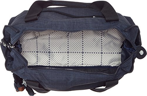 Dazz Blue Pink cm Art M Kipling 58 Chevron Travel True liters 26 Tote Pink Medium 6wawd71qv