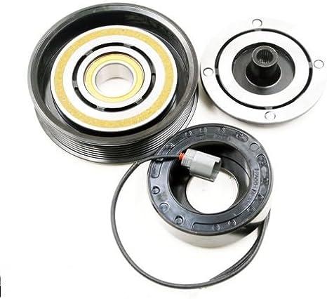 AC Compressor Clutch Coil For Honda Accord 2.4L 2.4 Liter 03-07 For Denso 10S17C