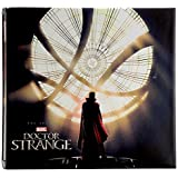 MARVELS DOCTOR STRANGE ART OF MOVIE SLIPCASE HC