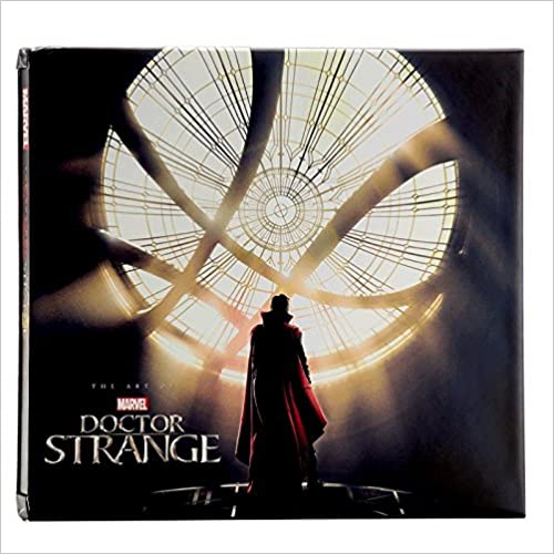 Marvel's Doctor Strange: The Art Of The Movie por Jacob Johnson epub
