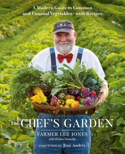 Book Cover: The Chef's Garden: A Modern Guide to Common and Unusual Vegetables--with Recipes