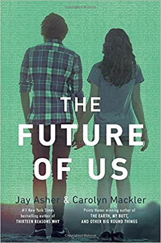 Image result for The Future of Us by Jay Asher