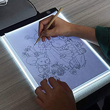 XYao Luz Dibujo Cuadro De Copia De Imagen De Bricolaje USB Plug ...