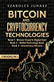 img - for Bitcoin & Cryptocurrency Technologies: Bitcoin: Invest In Digital Gold, Wallet Technology Book, Anonymous Altcoins book / textbook / text book