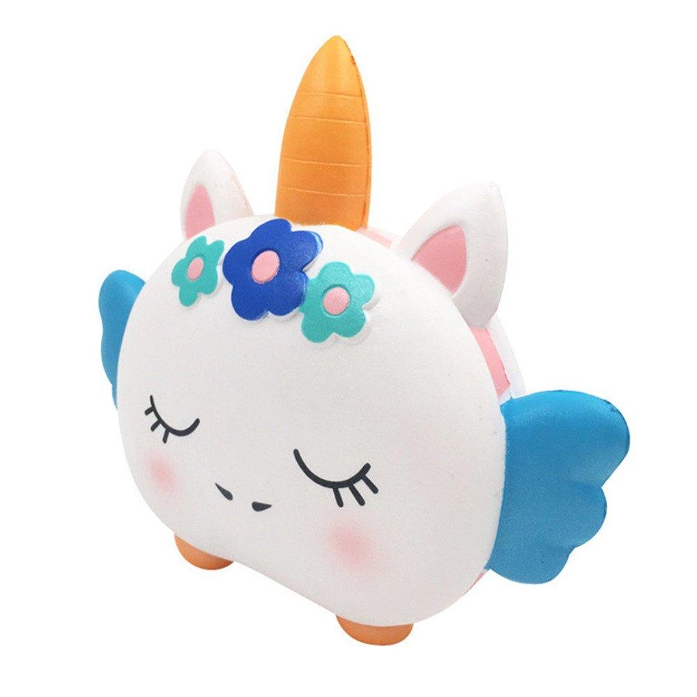 Amazon.com: OYEFLY Squishy Toys,Squishy Cartoon Angel ...