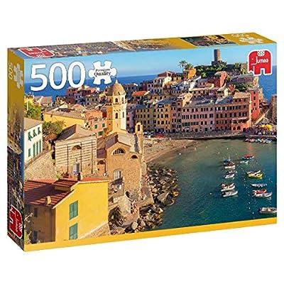 Premium Collection 18806 Vernazza Cinque Terre Puzzle Da 500 Pezzi Multicolore