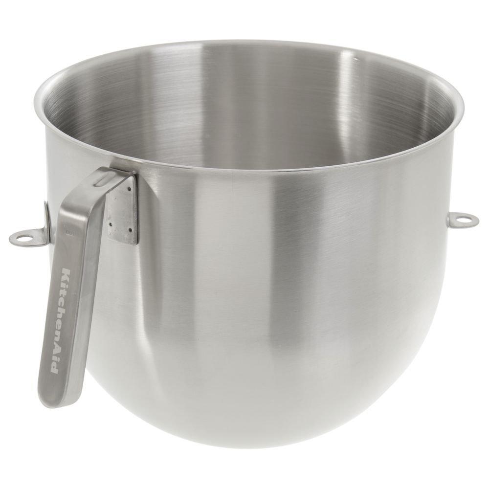 KitchenAid KSMC8QBOWL Stainless Steel 8 Qt. Bowl for Stand Mixers by KitchenAid