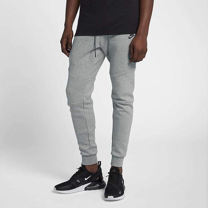 imagen Popular Injusticia  Nike Sportswear Tech Fleece Jogger - Pantalon - Sportswear Tech Fleece  Jogger - Homme: Amazon.fr: Sports et Loisirs