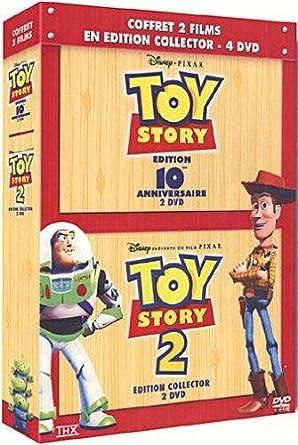 Amazoncom Bipack Toy Story 1 Amp 2 Movies Tv